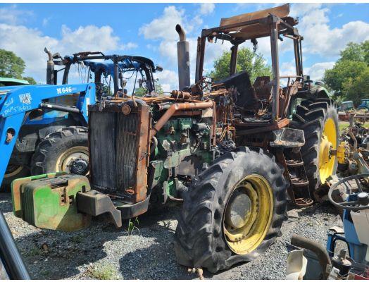 John Deere 8420R 6-Cyl Diesel 4x4