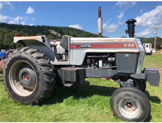 White 2-88 tractor