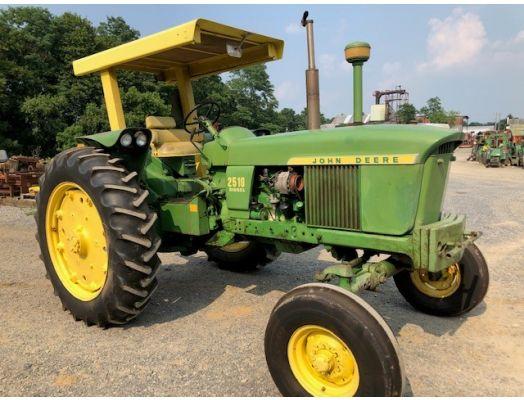 John Deere 2510 diesel