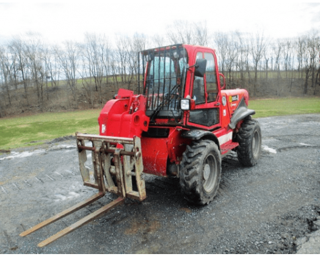 JCB 520-50 Forklift