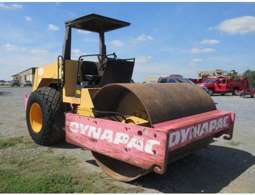 Dynapac CA251D smooth drum roller