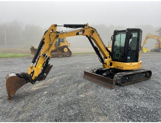 CAT 305.5E2 excavator