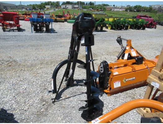 Woods TPD65 post hole digger