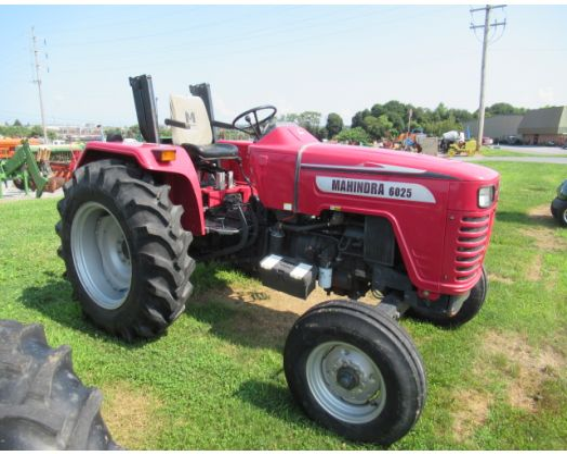 Mahindra 6025 Tractor