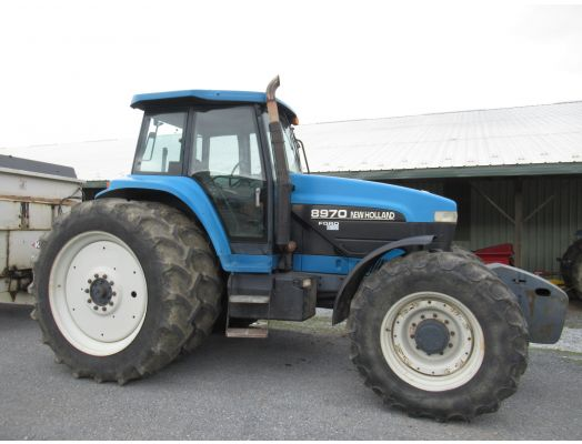 New Holland 8970 MFWD tractor