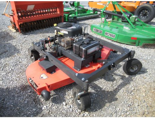 DR 5' pull behind mower