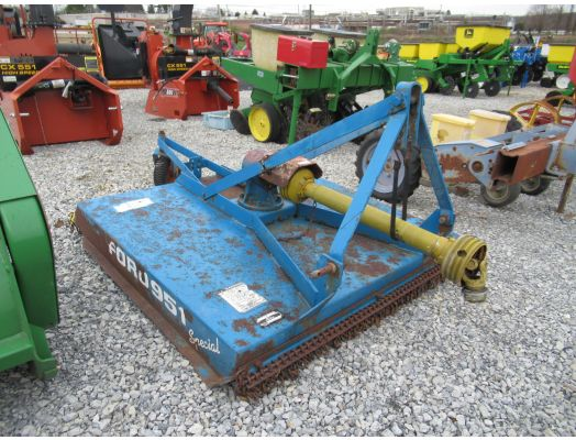 Ford 4' 3pt rotary cutter 951