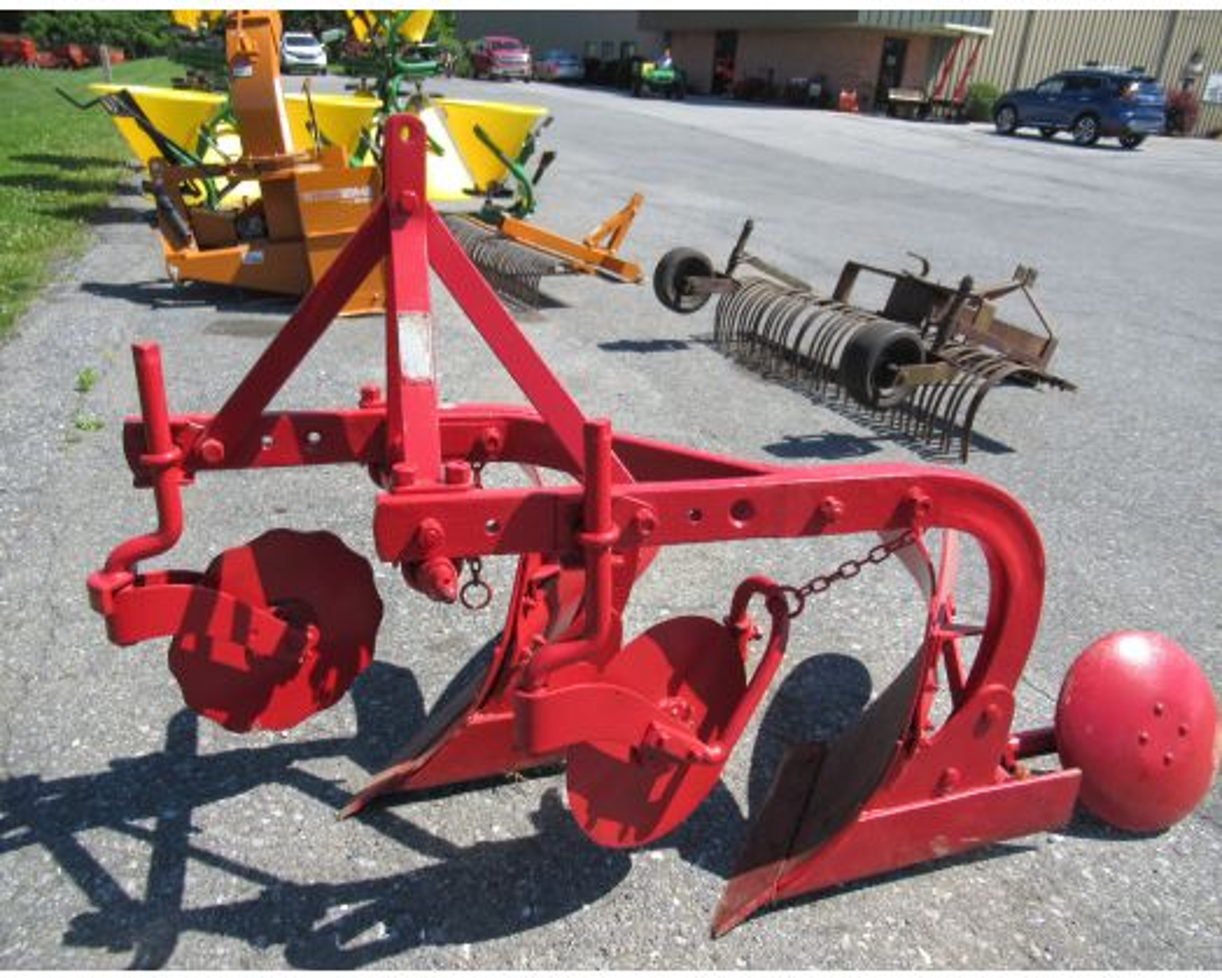 Ferguson 2x 3pt plow
