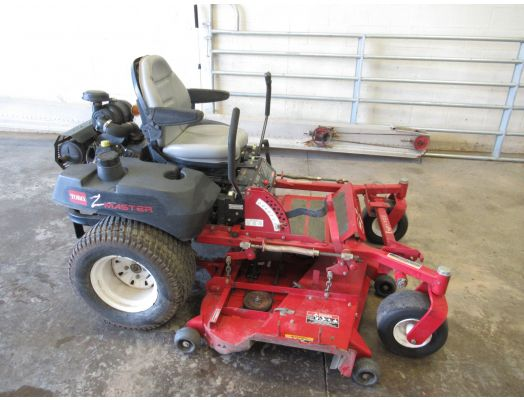 "Toro 27hp 60"" zero turn mower"