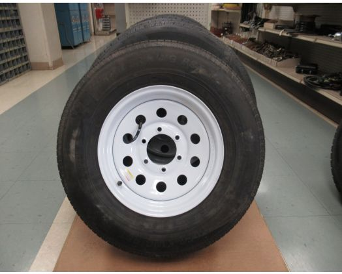 ST225/75R15 spare tire & wheel