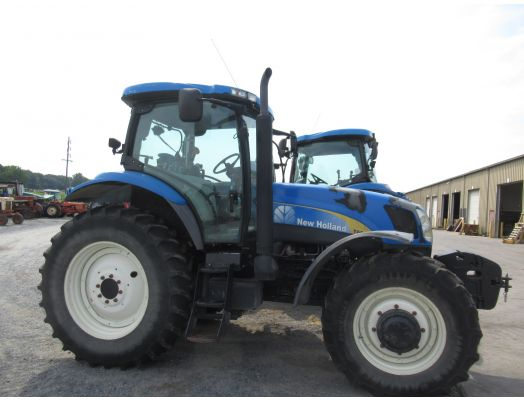 New Holland T6030 MFD
