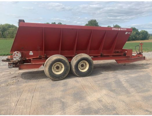 Sussex Spread Master 16' litter spreader