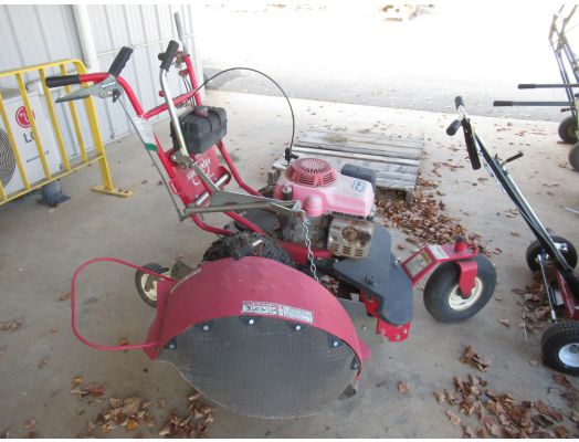 Sidewinder 13hp bed edger