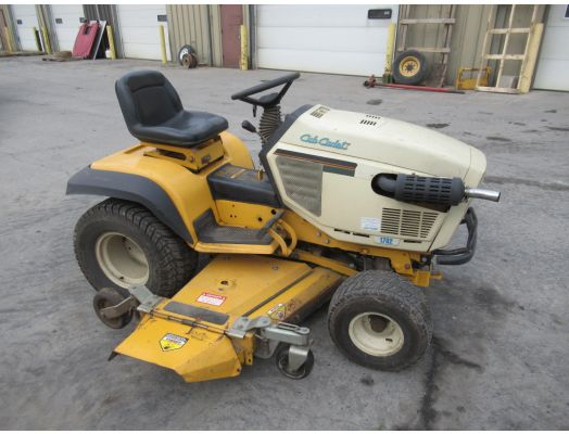 "Cub Cadet 1782D with 60"" mower"