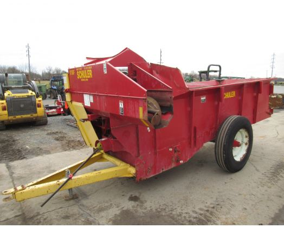 Schuler 175BF feeder wagon