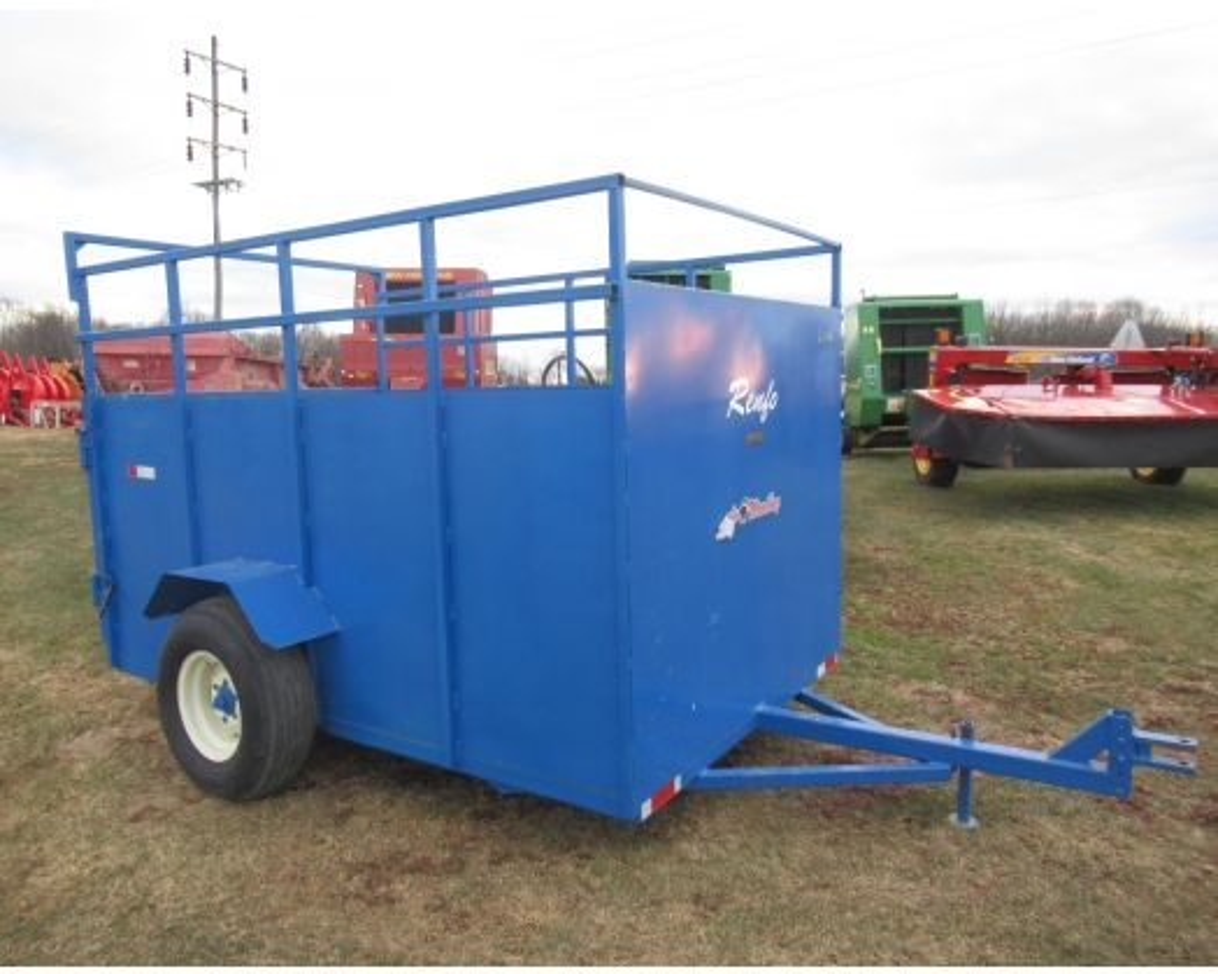 Renfo 6x10 livestock mover