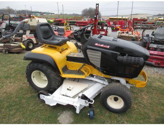 "Cub Cadet 2182 60"" mower tractor"