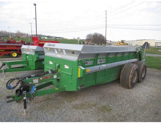 Frontier MS1243 manure spreader