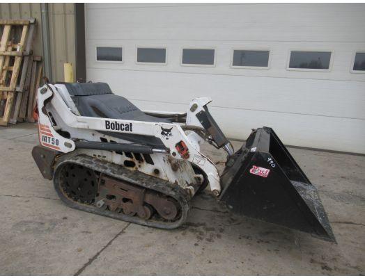Bobcat MT50 skid loader