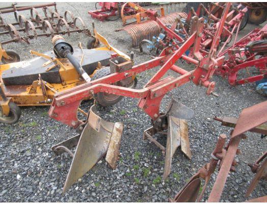 Pittsburg 2x14 3pt plow
