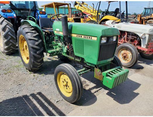 John Deere 950 2wd tractor