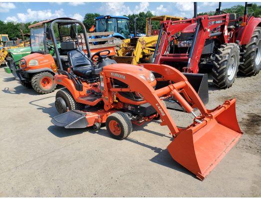 Kubota BX1860 loader mower