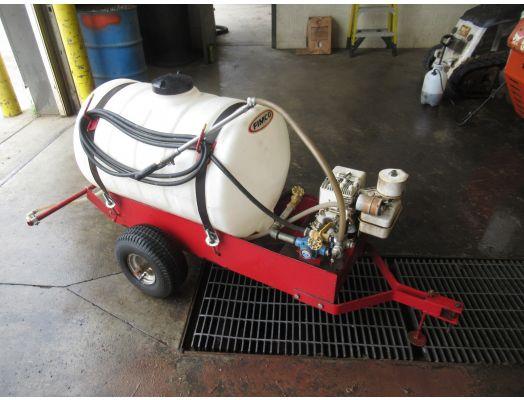 Fimco 60g 3hp lawn sprayer
