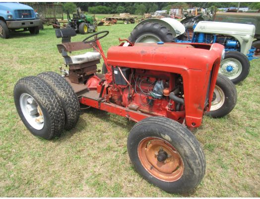 Ford Worthington golf course tractor