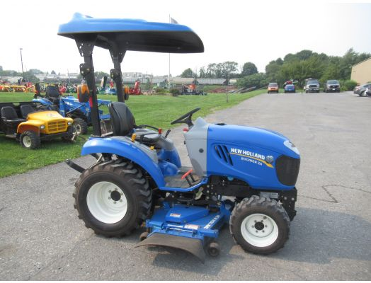 New Holland Boomer 24 mower
