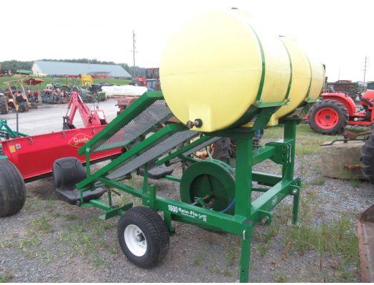 Rainflo 1600 series II water wheel transplanter