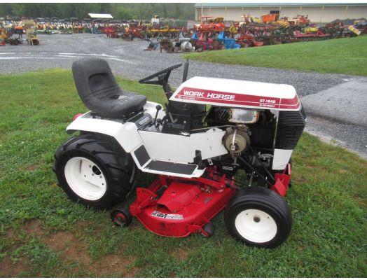 Wheel Horse GT1642 mower