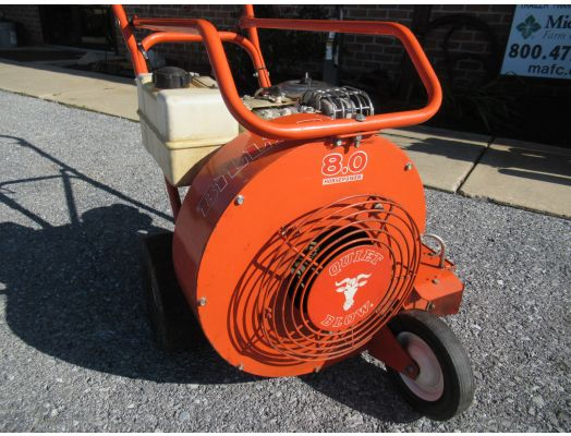 Billy Goat 8hp leaf blower