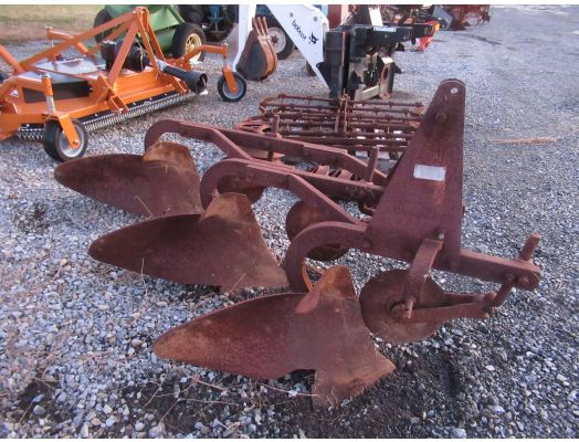 Ford 3x 3pt plow