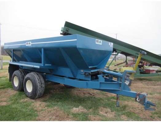 BBI 17MP litter spreader