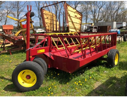Farmco 7x10 portable feeder