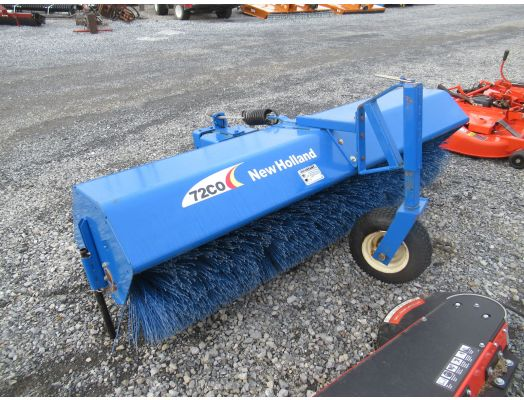 New Holland 72CO front broom