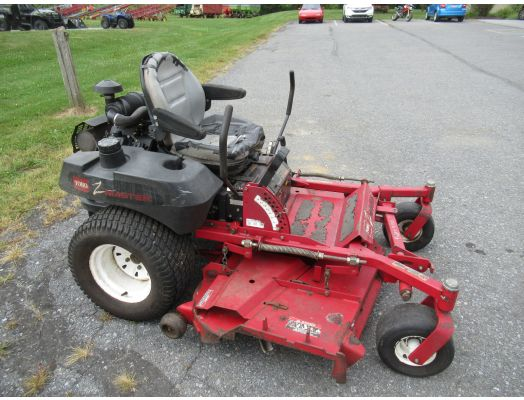 Toro 27/62 Zero Turn Mower