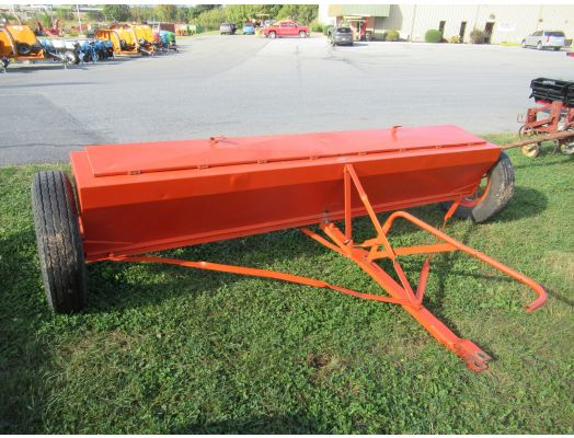 PPC 12' lime spreader