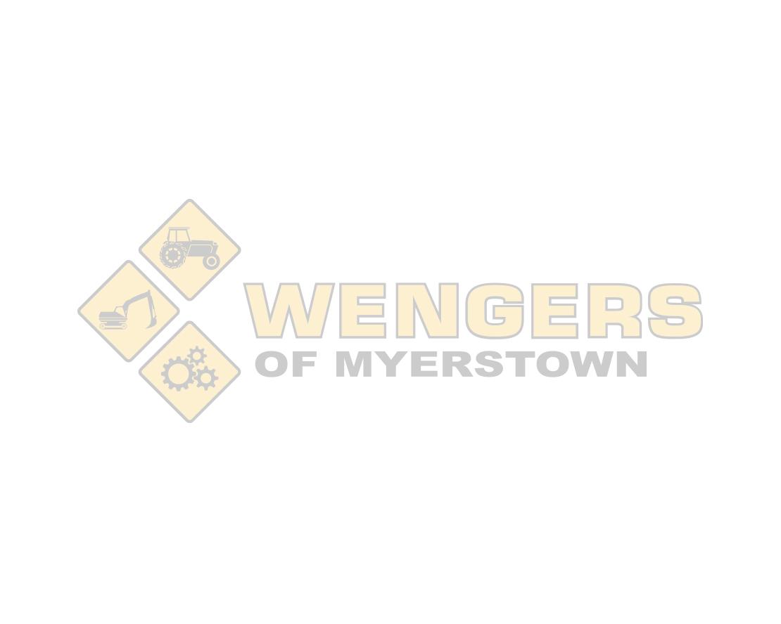 Gehl 418 8 wheel hay rake
