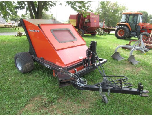 Smithco Sweep Star lawn sweeper