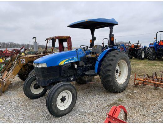 New Holland TT75A tractor
