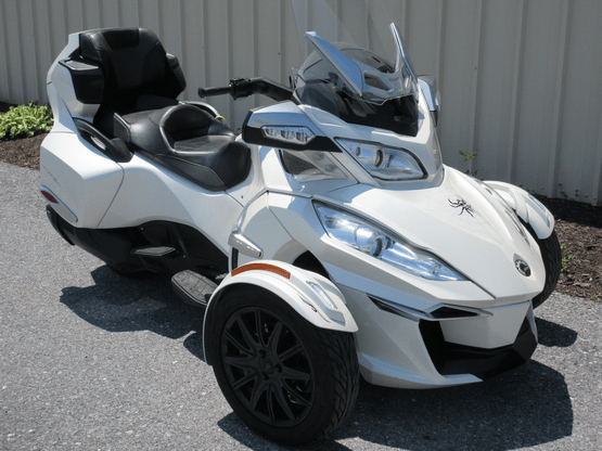 2015 Can Am Spyder Rt S Se6
